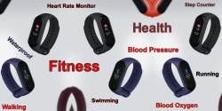 10 Best Cheapest Fitness Trackers With Heart Rate Monitor